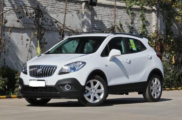 小型SUV降价排行榜 昂科拉最高优惠3.1万元