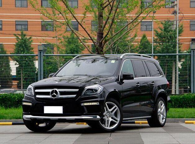 上海地区2015款奔驰GL级现金狂降20万元