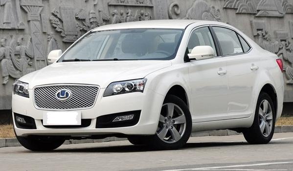 国产绿色低碳路盛E70 华泰汽车报价及图片