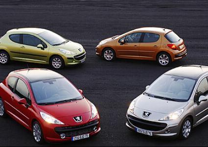 2015年4月汽车销量排行   4月法国汽车市场乘用车增2.3%