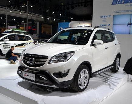 实用且动感   四款10万元内突显性价比自主小型SUV导购