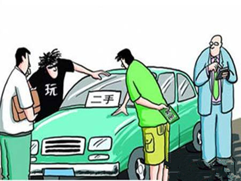 中国二手车城江文辉谈:诚信问题是阻碍二手车发展