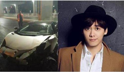 李易峰于15号就撞车事件发表道歉说明 交管处罚扣24分