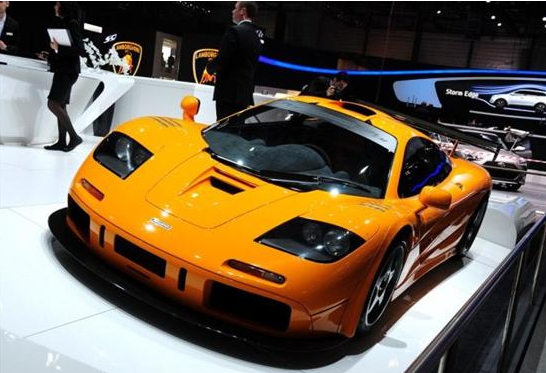 新一代迈凯伦F1 售200万欧元起