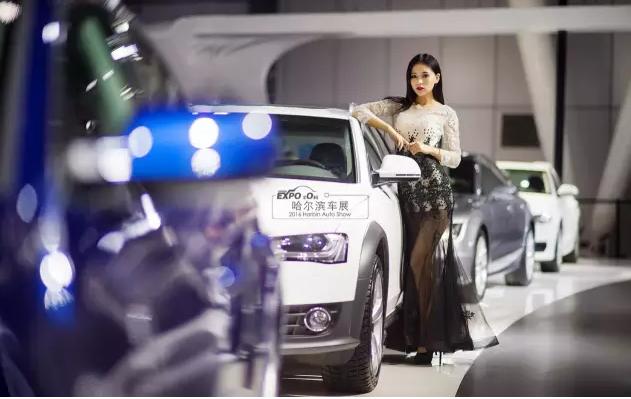 第十九届哈尔滨国际汽车工业展览会已开幕