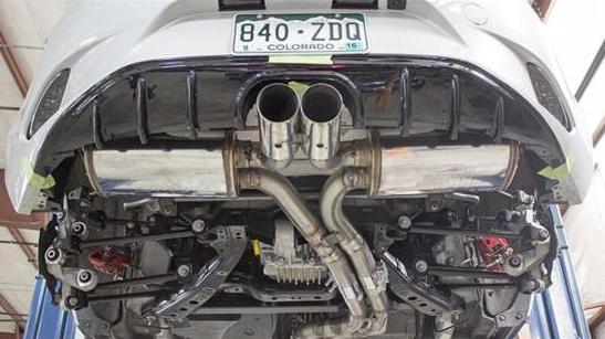 改装2016款马自达MX-5 换装通用的猛兽LS3 V8