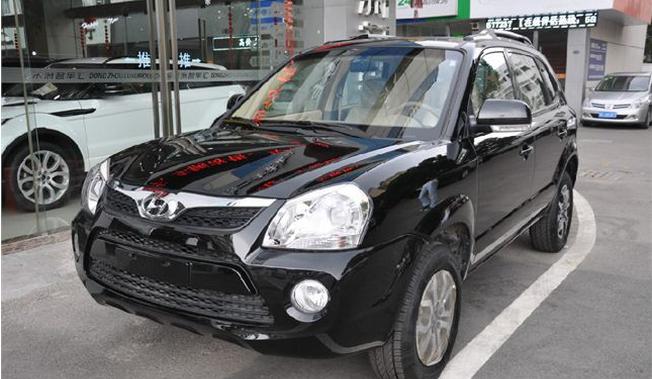 实用性兼具舒适性的SUV现代途胜 二手北京现代导购