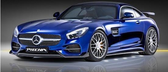 奔驰AMG GT S 改装版 性能赶超奔驰AMG GTR