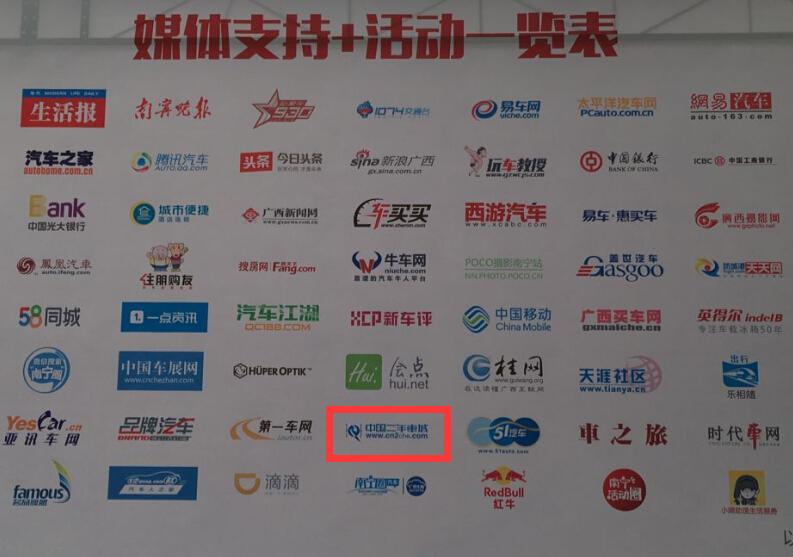 中国二手车城与车展合作带来哪些好处?