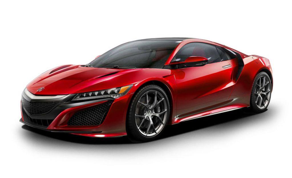 12月上市新车前瞻 讴歌NSX提供8种颜色