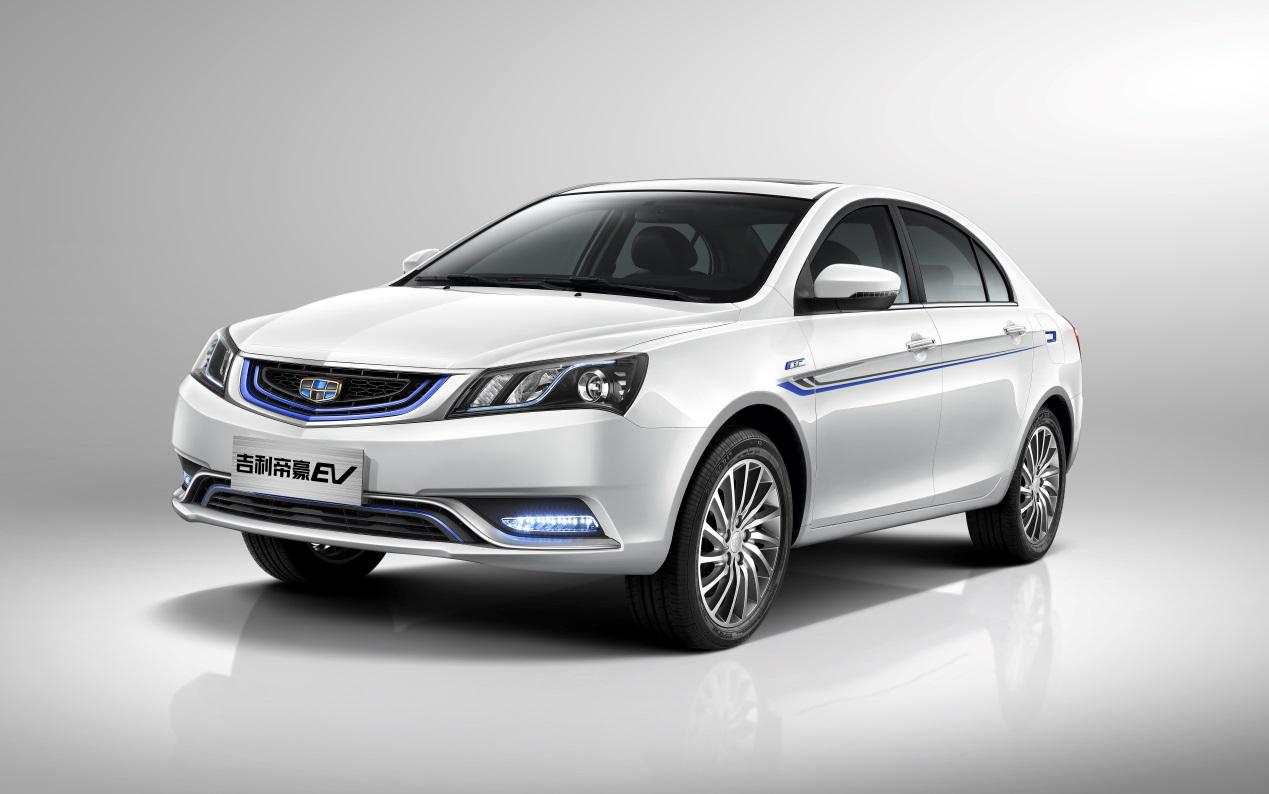 吉利新帝豪EV新增电池低温充电预热 或3月上市