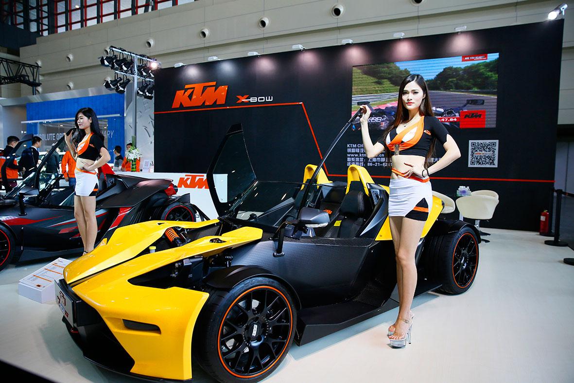 2017第十届郑州国际汽车展览会11月2日盛大启幕