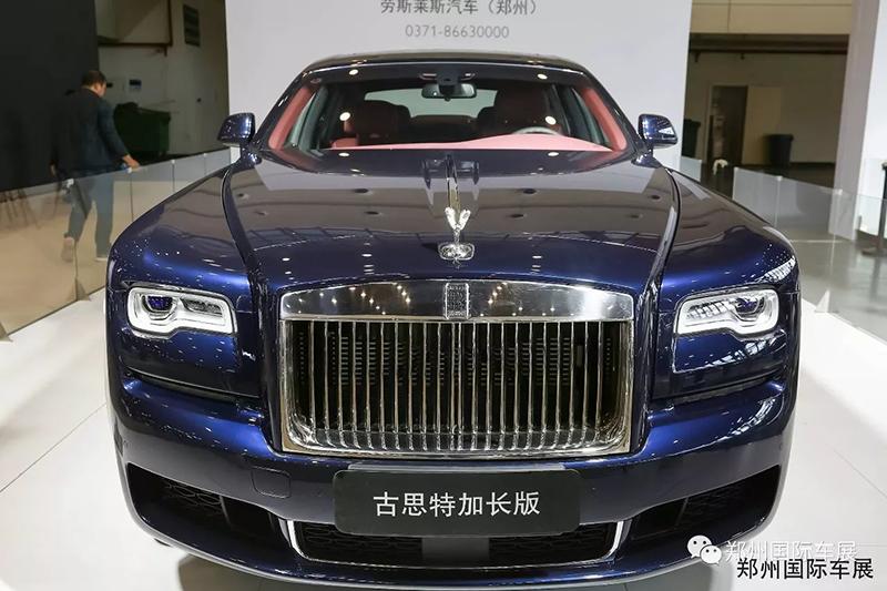 2017郑州国际车展上的亮点车型