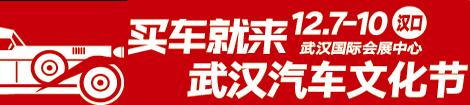 2017第六届武汉汽车文化节二手车交易网广告