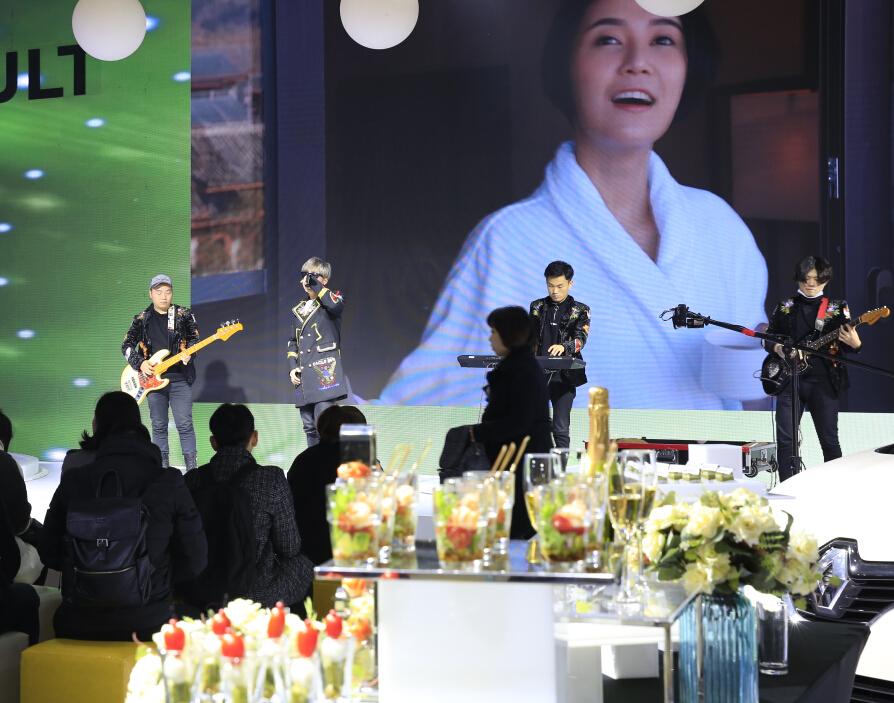 2017第六届武汉汽车文化节今日开幕