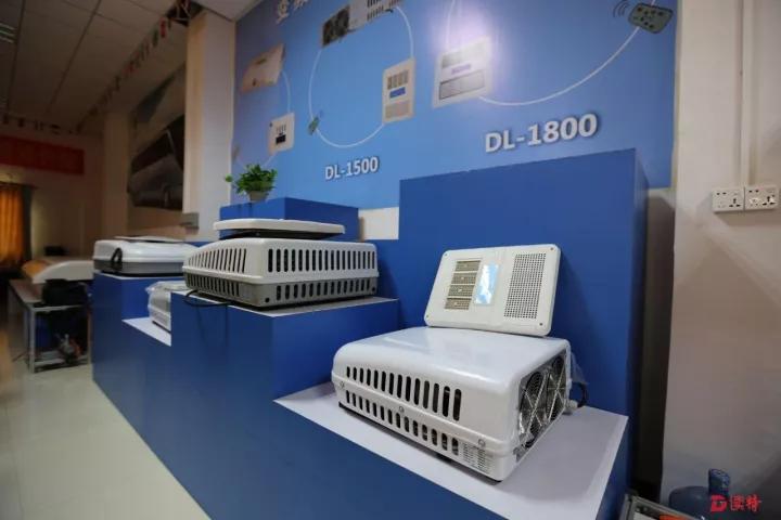 摩酷国内首发 引领卡车空调进入新时代
