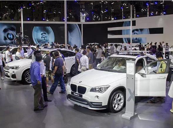 一年一届的南京国际车展告诉你答案?