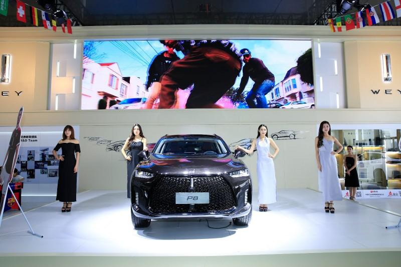 2018广西国际车展完美收官