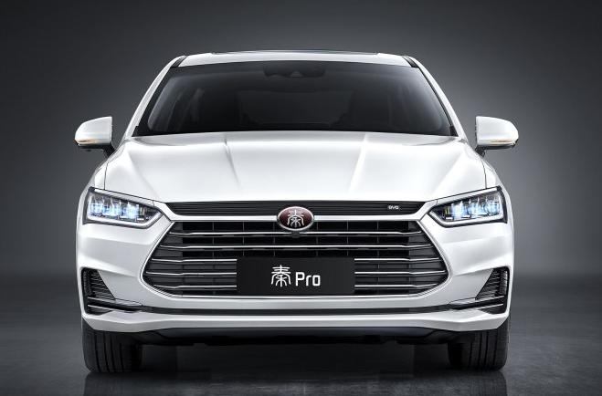 秦Pro燃油版官图发布   将于9月5日开启预售