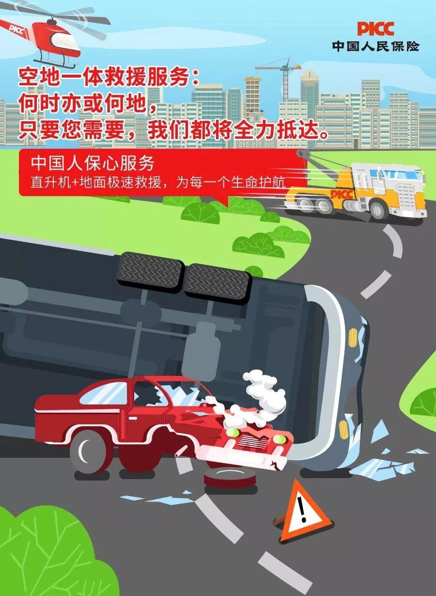 以改革开放40年为镜 见证中国人保车险服务的创新升级