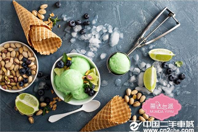 慕达一派冰淇淋加盟 打破了季节的销售局限!