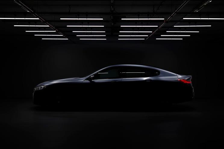 6月正式发布  <a href='http://www.cn2che.com/buycar/c0b3c0s0p0c0m0p1c0r0m0i0o0o2' target='_blank'>宝马</a>8系Gran Coupe预告图发布