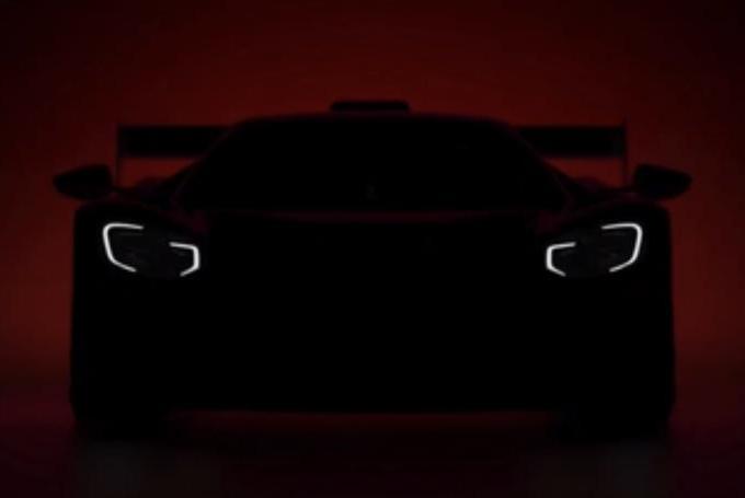 福特GT特别版车型预告   将古德伍德亮相