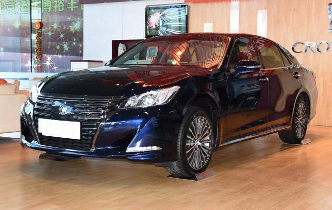 丰田召回部分皇冠汽车   共计130375辆