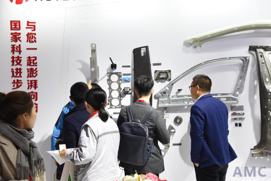 AMC 2020 武汉国际先进汽车制造技术暨装配自动化展览会落户江城武汉