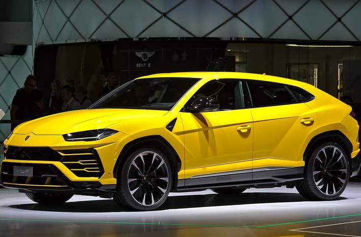 去年兰博基尼销量数据公布 Urus越野车近五千台占第一