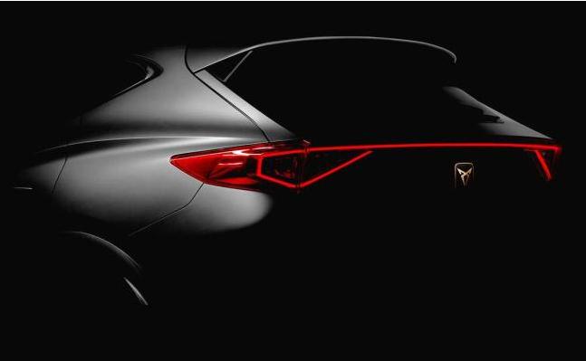 2020日内瓦车展首发  Cupra Formentor预告图