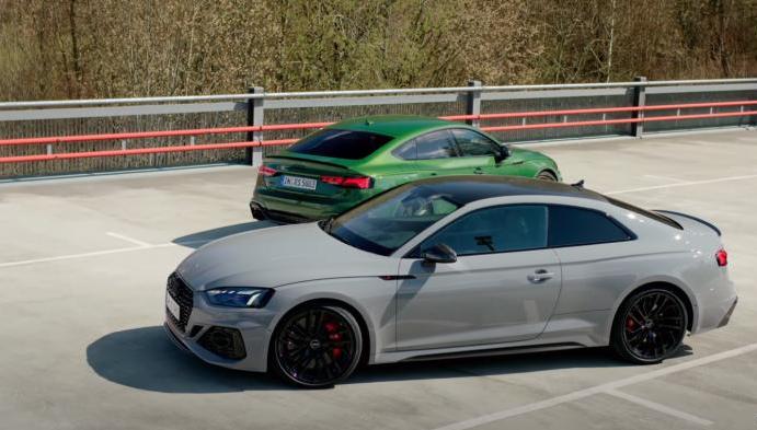 新款奥迪RS 5首发亮相