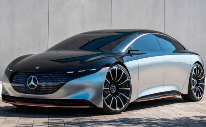 奔驰或创造纯电动车制造平台 将有4款大型车亮相
