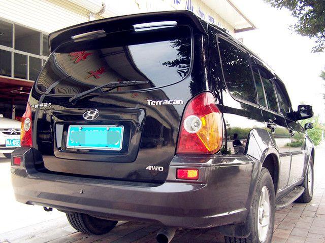 【广州】特拉卡手动2.5l四驱柴油价格12.20万宝马5系zf8hp图片