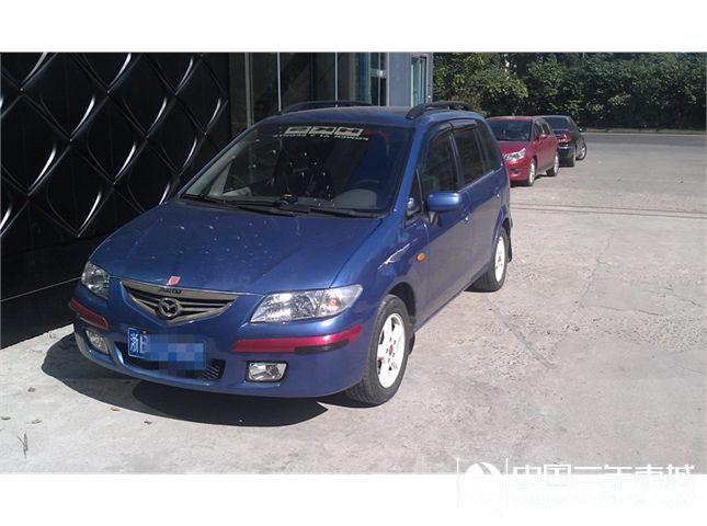 2001年8月二手海马普力马 价格3.70万 -2001款二手海马 普力马 七座高清图片