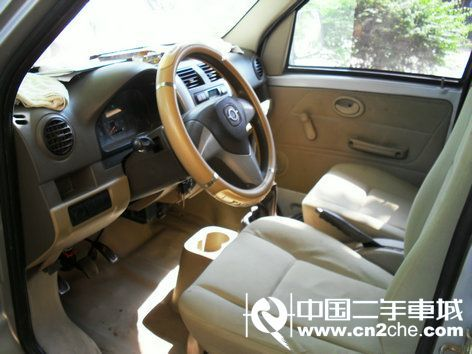 2009款二手郑州海马 福仕达 超值版 价格2.48万高清图片