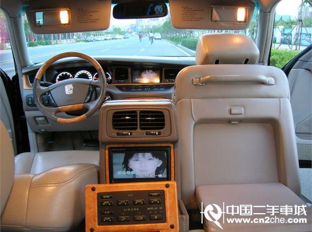 2006款二手现代 雅科仕 3.5加长型 价格21.80万高清图片