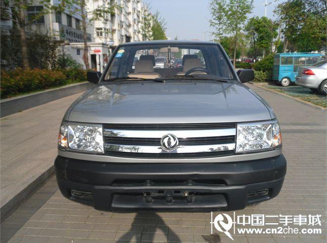2009款二手郑州日产 锐骐皮卡 2wd qd80柴油标准型 国ⅲ