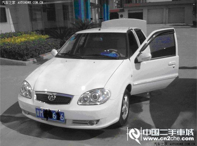 2011年6月二手天津一汽夏利N3 三厢 价格3.40万高清图片