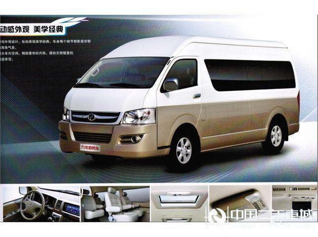 九龙 九龙商务车 2011款 A6 HKL6600CE4 柴-南开区6 7年二手九龙报