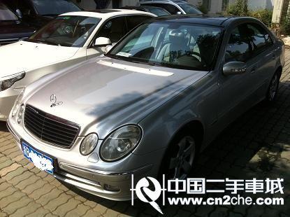 浙江宁波奔驰 奔驰E级 E240二手车