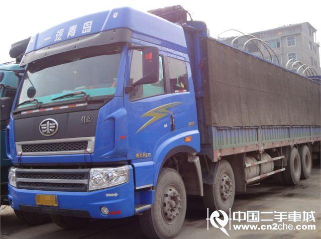 车辆品牌:青岛解放 车辆系列:新大威 上牌时间:2011-10 行驶里程:7.