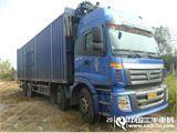 福田 欧曼 载货车 ETX-6系  8×4 前四后八  重载型 轴距1800 共轨  1763  1