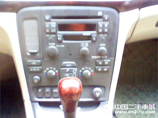 沃尔沃 沃尔沃s80 2004款 沃尔沃 皇家级s80 2.9 t6高清图片