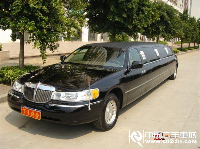 【绥化】2007款二手林肯 林肯加长版(进口) 70加长车 价格27.00万图片