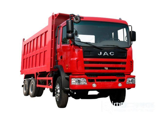 江淮格尔发前四后八重卡自卸车油箱装多少升