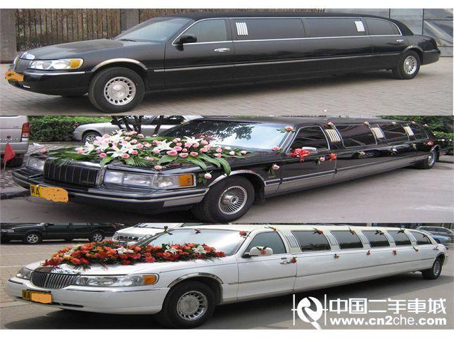 【石家庄】2007款二手林肯 林肯加长版(进口) 120加长车 价格23.00万图片