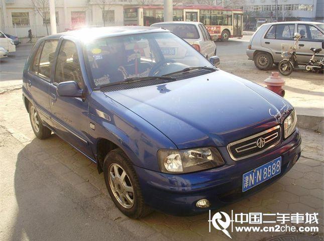 2009年9月二手天津一汽夏利A 价格2.10万高清图片