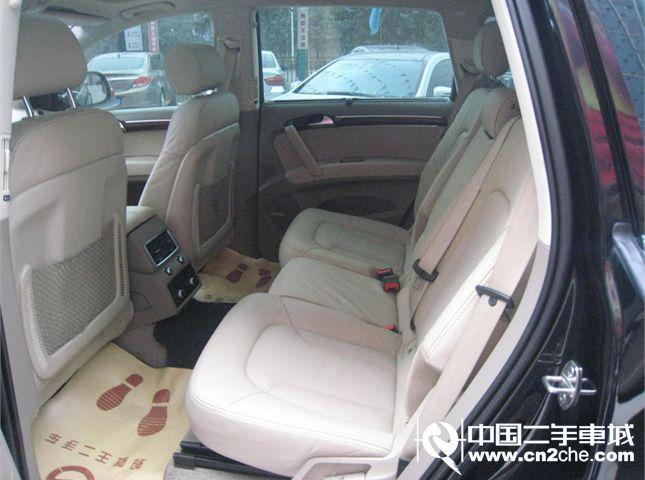 奥迪 奥迪Q7(进口) 2011款 3.0 TFSI quattro(245kW) 技术型