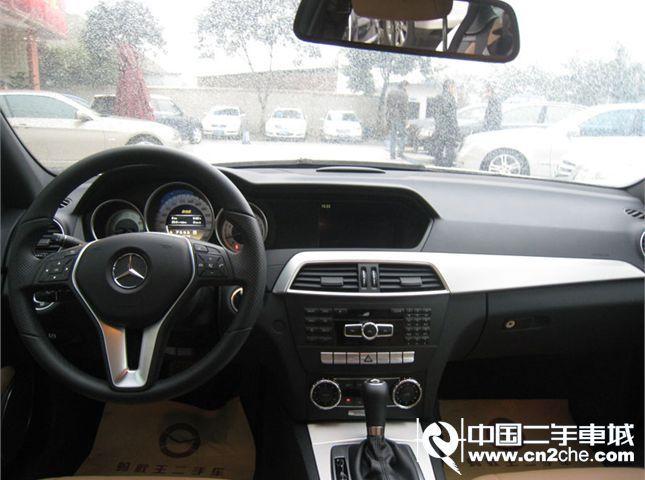 奔驰 奔驰C级(进口) 2011款 旅行轿车 C 200时尚型